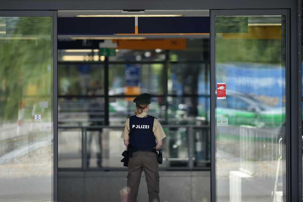 Varios heridos y un detenido tras tiroteo en Múnich