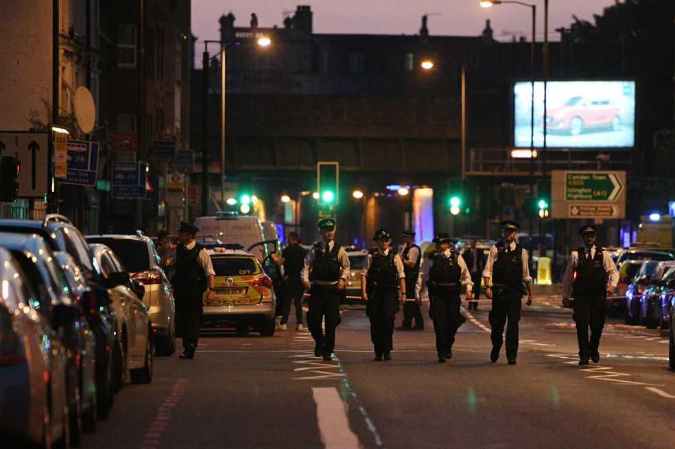 Acusan formalmente de terrorismo al atacante de mezquita de Londres