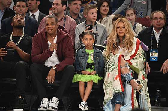 Beyoncé dio a luz a mellizos