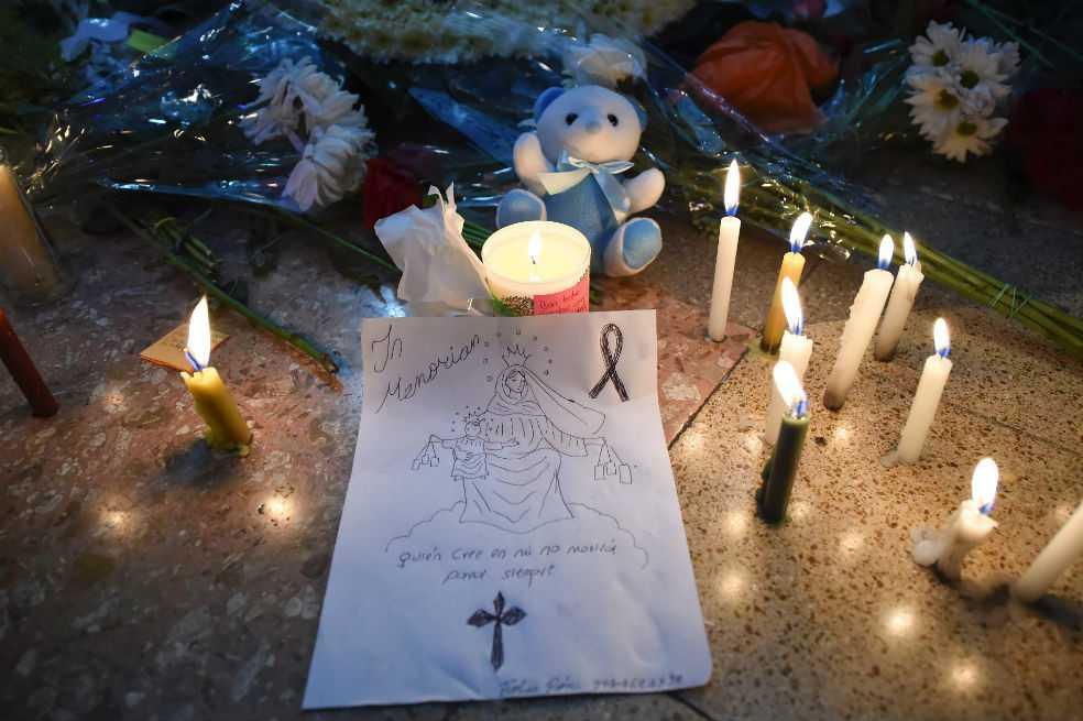 El mundo condena atentado en Bogotá