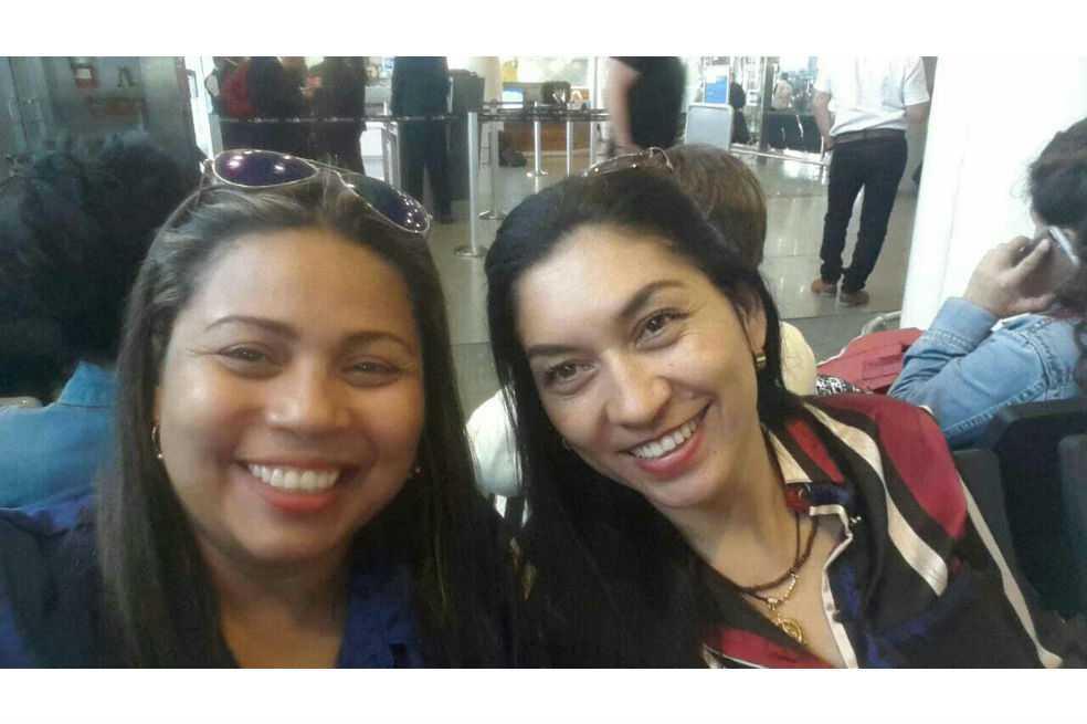 Otras dos colombianas deportadas de Estados Unidos
