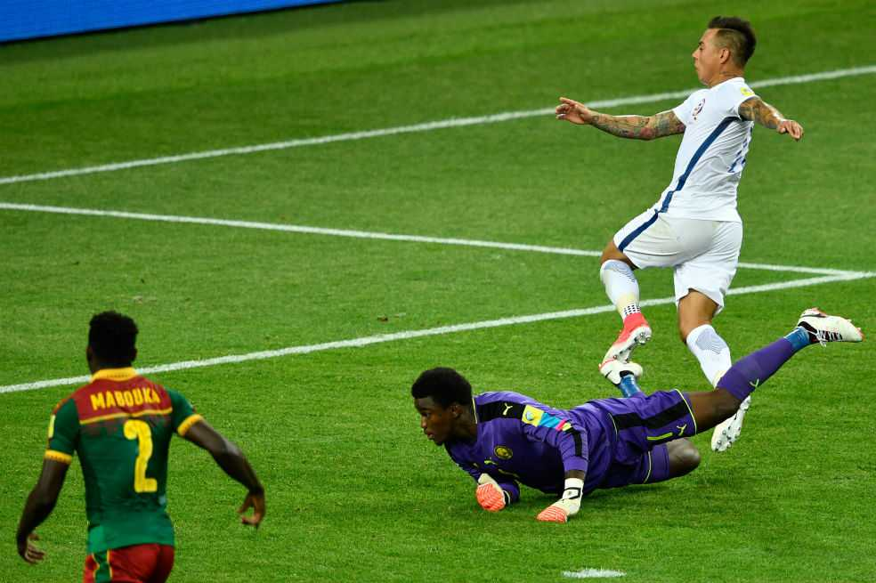 El VAR genera la primera polémica en la Copa Confederaciones