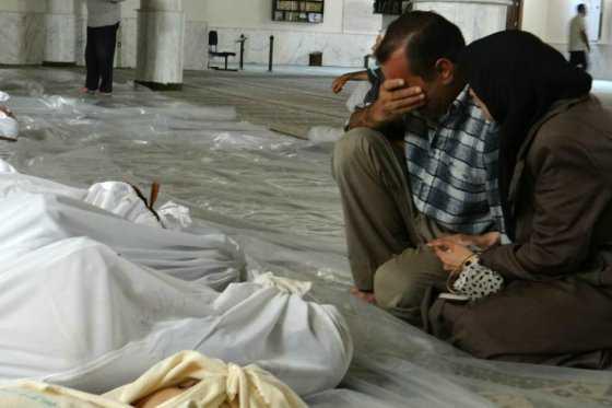 Siria desmiente que esté preparando un ataque químico