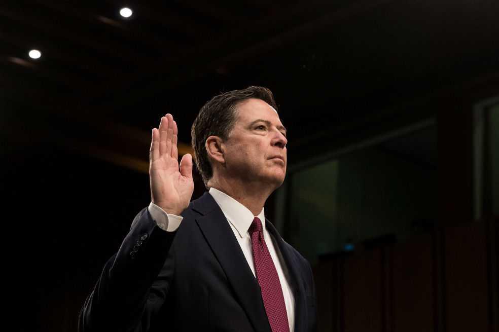 Trump mintió y me difamó: exdirector del FBI