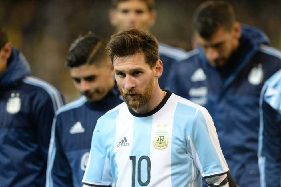 El alentador mensaje de Messi a un año del Mundial de Rusia