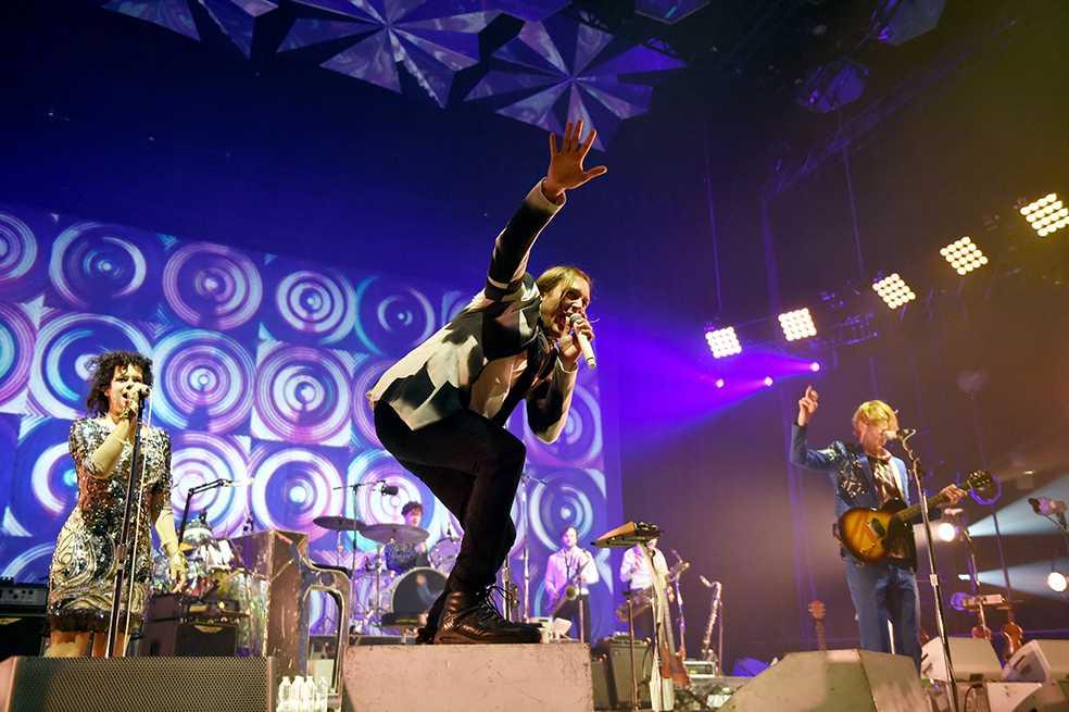 Arcade Fire confirma su primer concierto en Colombia