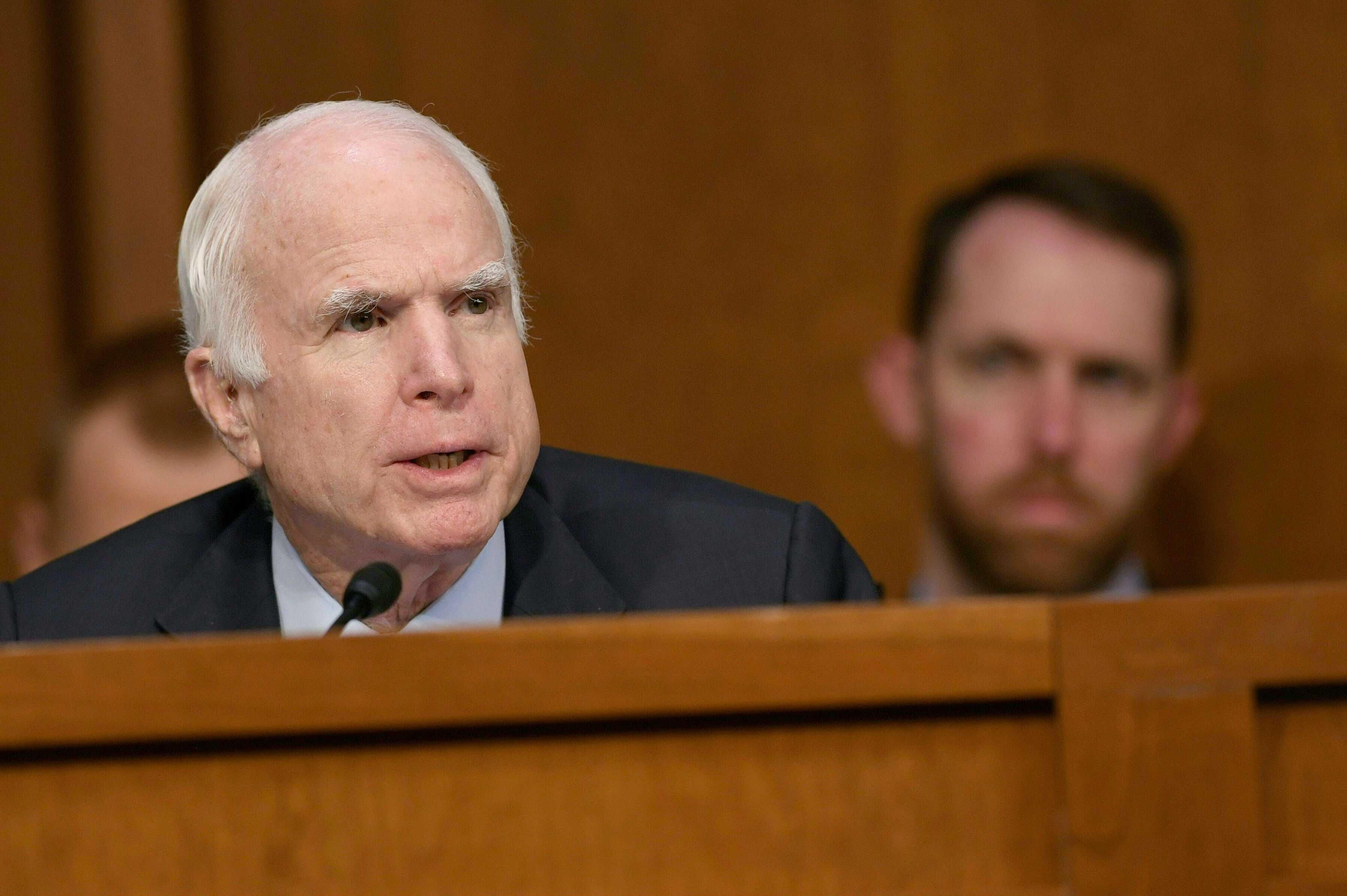 El cáncer que le diagnosticaron al senador McCain es uno de los más letales