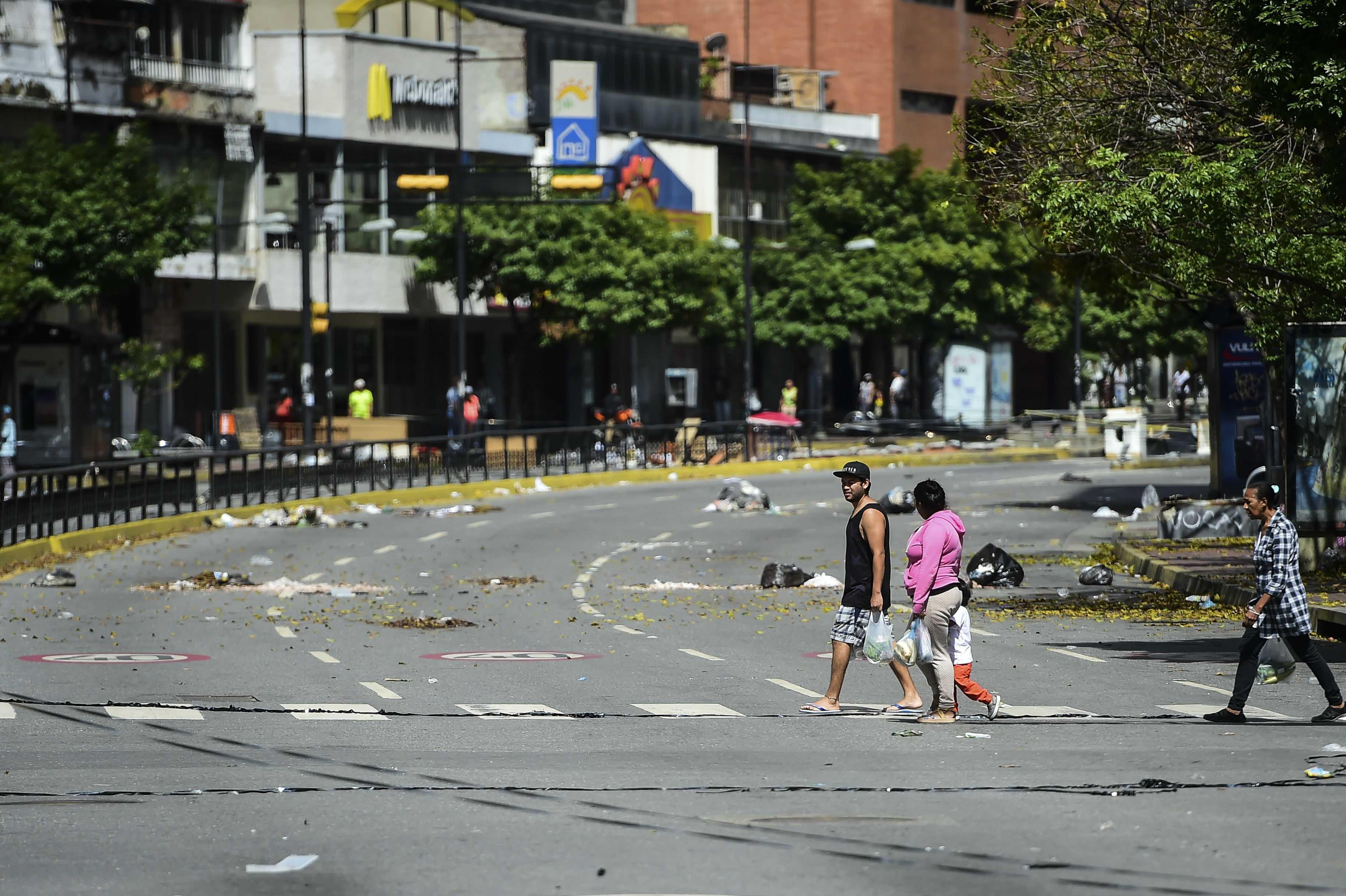 Tensión en Venezuela: la víspera de elección de Constituyente