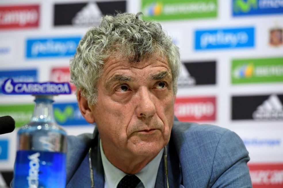 Ángel María Villar no va más como vicepresidente de la UEFA