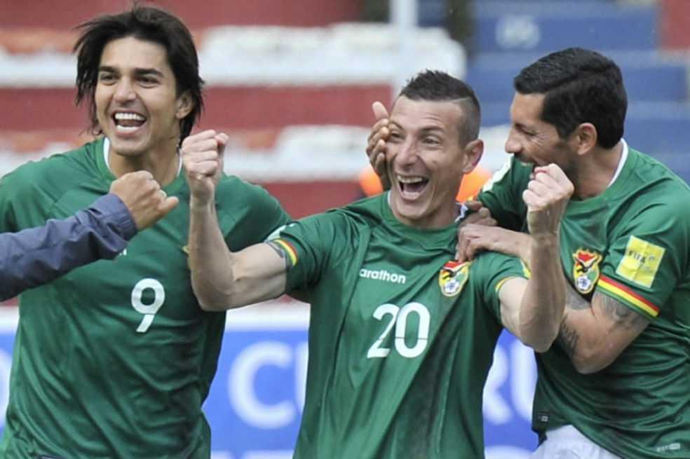 Bolivia optimista tras apelar ante el TAS por puntos retirados por FIFA