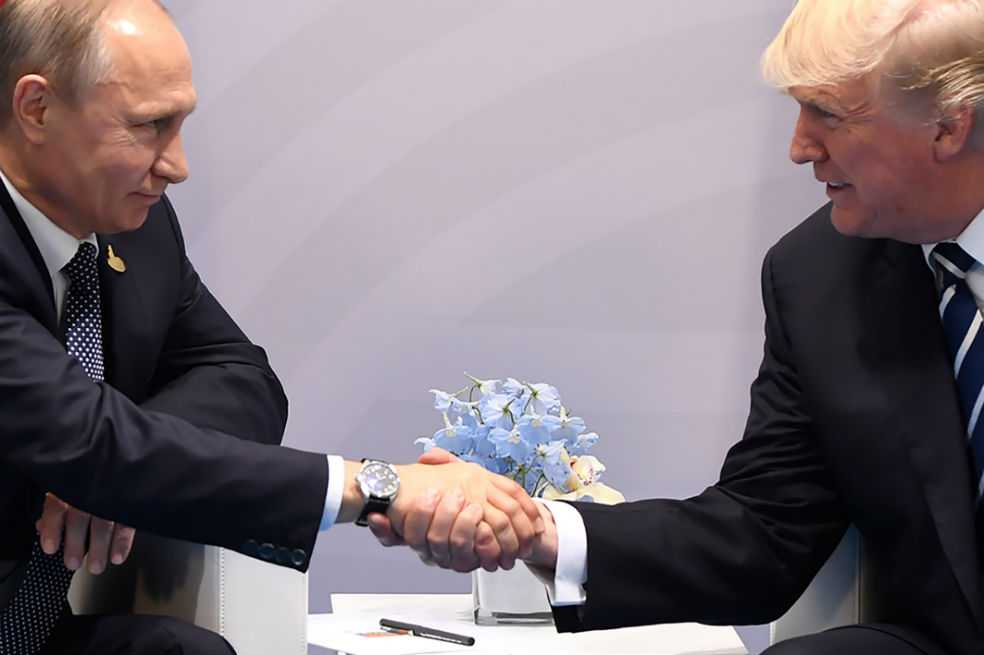 Trump y Putin acuerdan una tregua en suroeste de Siria a partir del domingo
