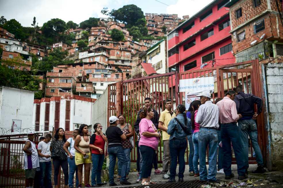 Minuto a minuto: así va la votación para la Constituyente en Venezuela
