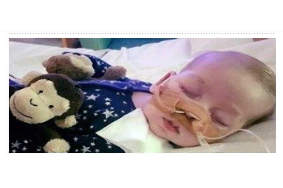 En Reino Unido bebé será desconectado por órdenes de Tribunal