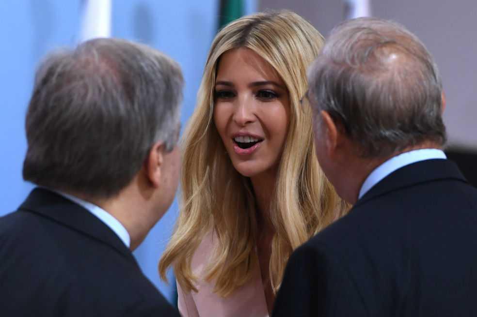 Ivanka Trump: de asesora a reemplazo del presidente