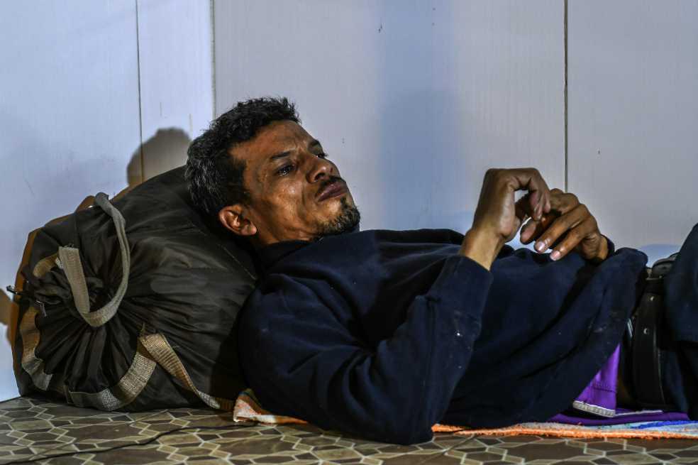 El sufrimiento de los venezolanos que buscan un futuro en Colombia