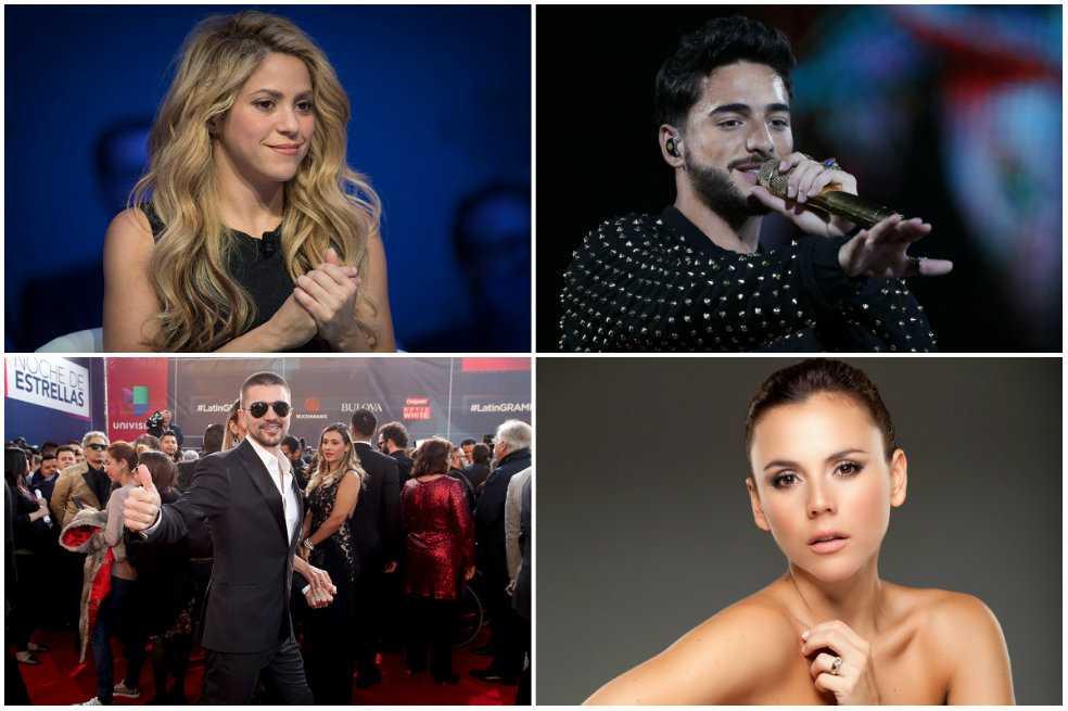 Shakira, Maluma, Juanes y Carolina Gaitán entre los nominados a los Premios Tu Mundo