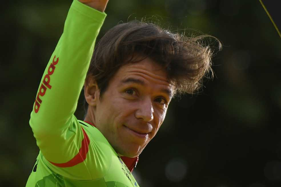 """""""Amo el ciclismo, es un deporte que hace patria"""": Rigoberto Urán"""