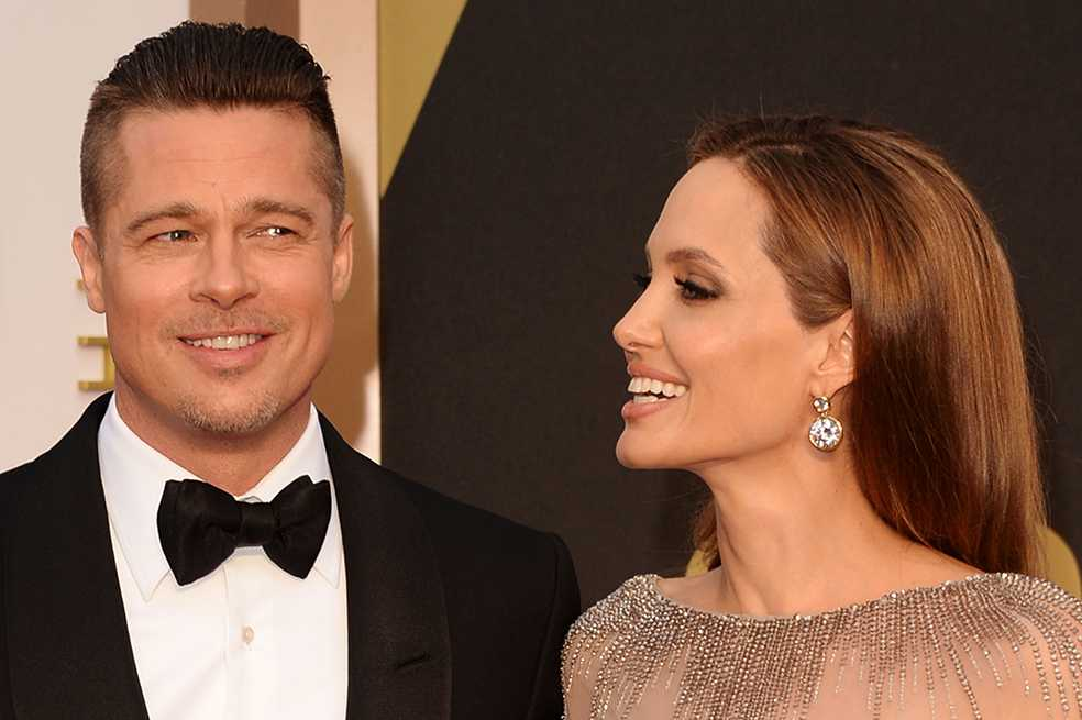 Angelina Jolie habría suspendido proceso de divorcio para dar oportunidad a Brad Pitt