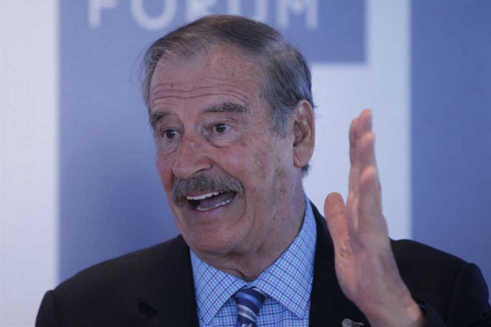 «Al burro de Maduro no le interesa la ley»: Vicente Fox