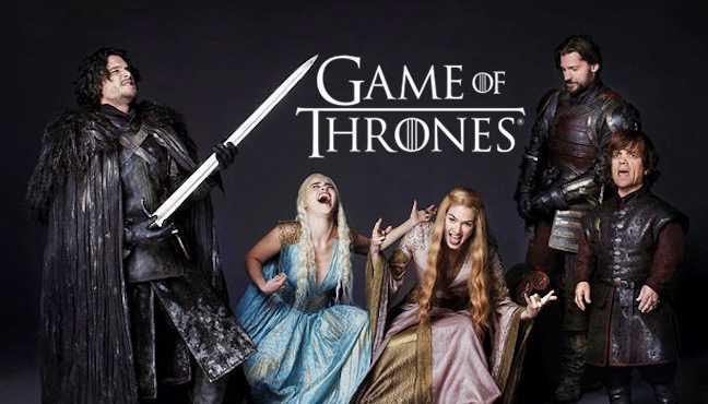 Cuatro detenidos por piratear episodio de Game of Thrones
