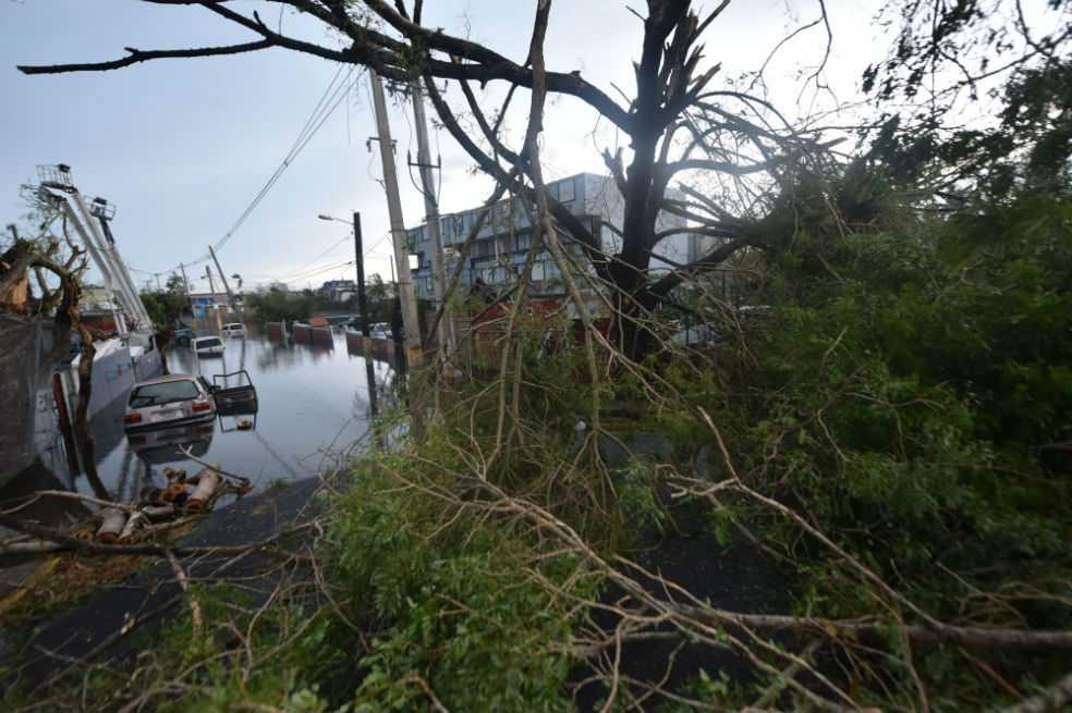 Trump declara a Puerto Rico zona de «gran desastre»