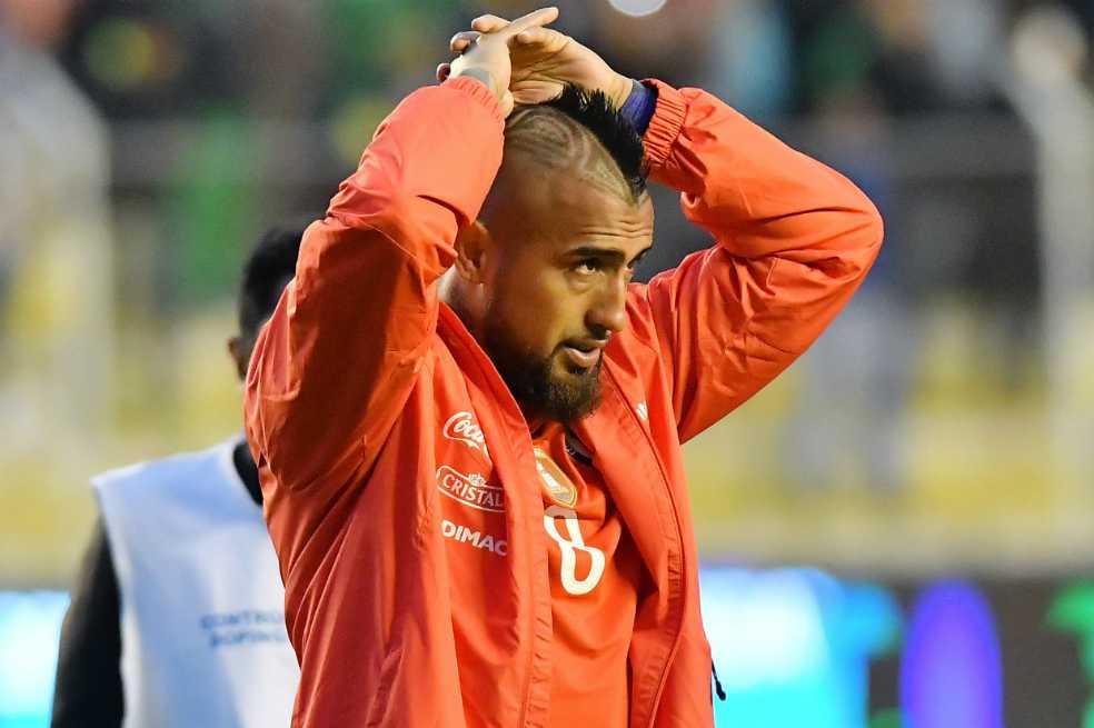 Arturo Vidal anuncia que dejará la selección de Chile tras el Mundial 2018