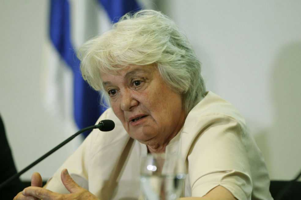 Esposa del expresidente Pepe Mujica asume como vicepresidenta de Uruguay