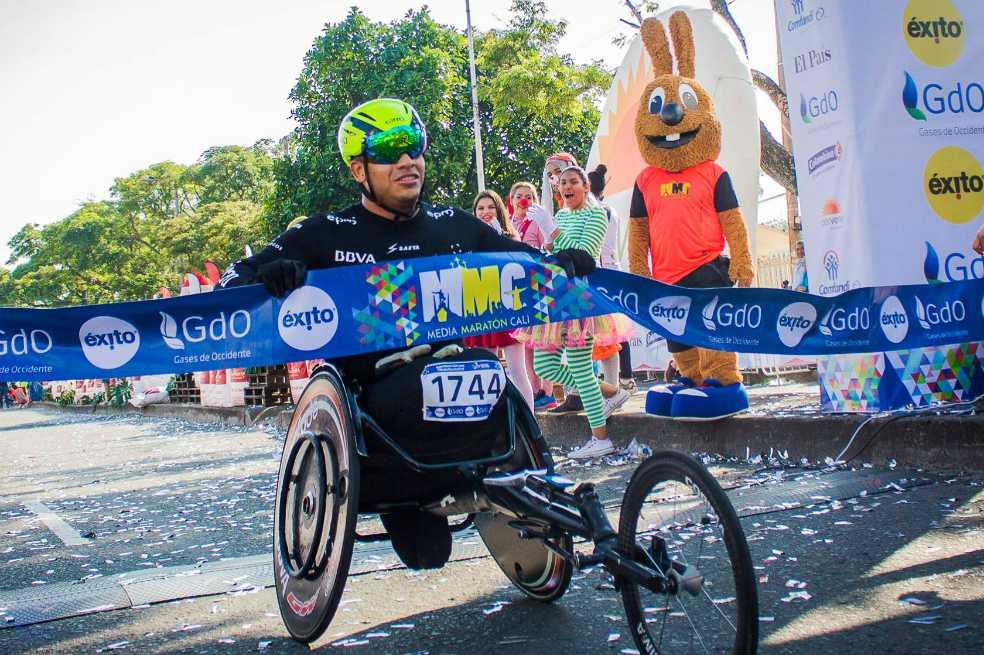 Carta de un deportista paralímpico a los colombianos