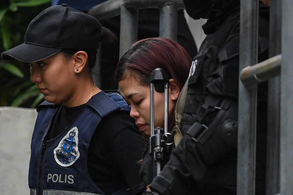 Este lunes comienza juicio por asesinato del hermanastro de Kim Jong-Un