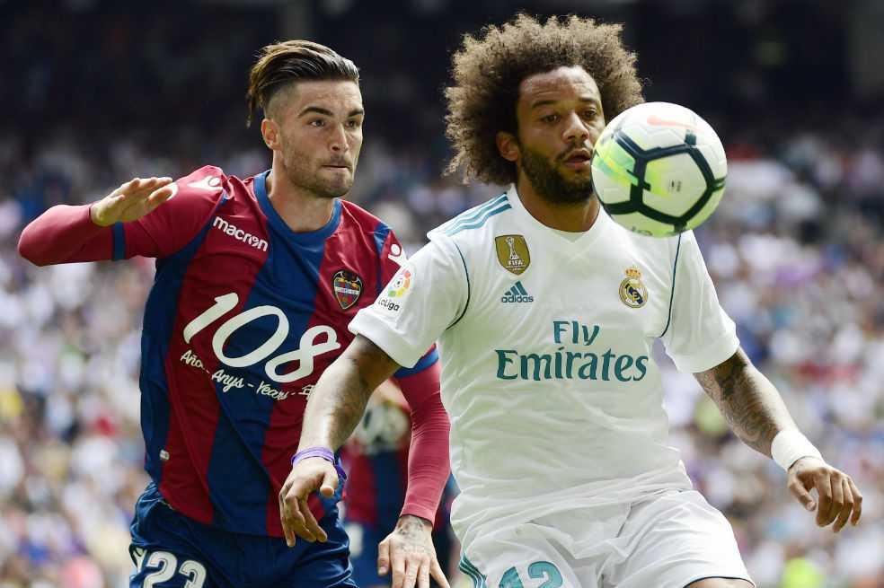 Marcelo renovó con el Real Madrid hasta 2022