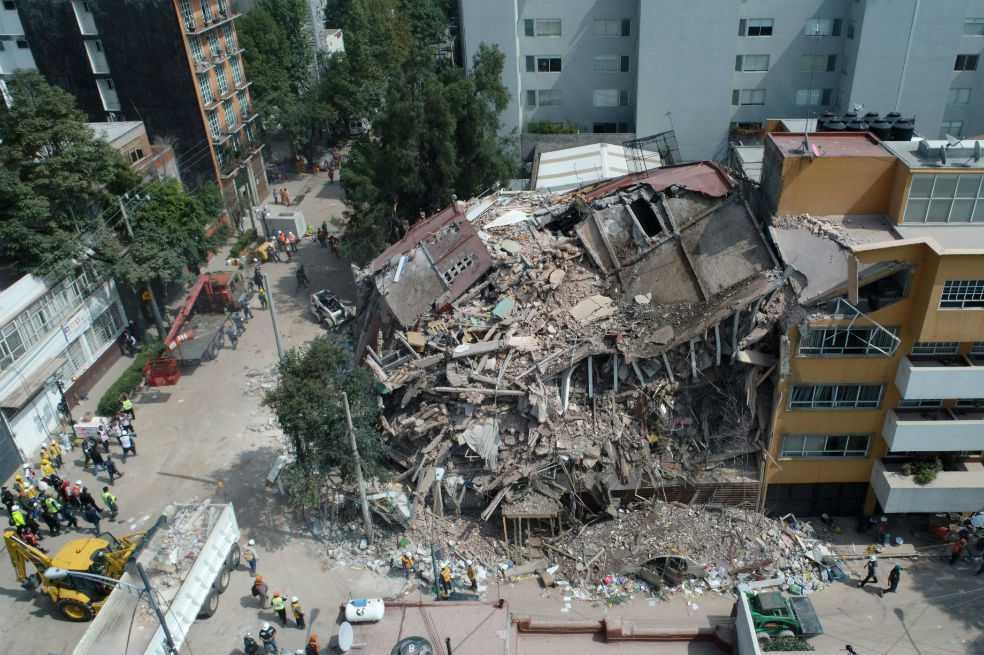 Tras nuevo sismo en México, dos mujeres mueren por infarto
