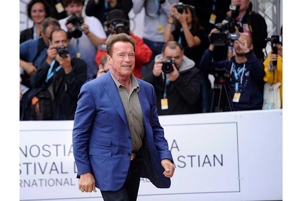 «Todo el mundo quiere respirar aire limpio y beber agua limpia»: Arnold Schwarzenegger