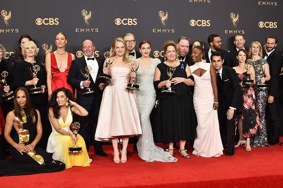 «The Handmaid's Tale», la mejor serie dramática del Emmy 2017