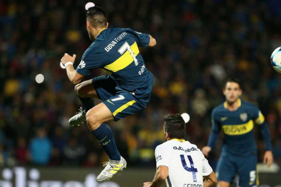 Con Cardona, Fabra y Barrios, Boca quedó eliminado de la Copa Argentina