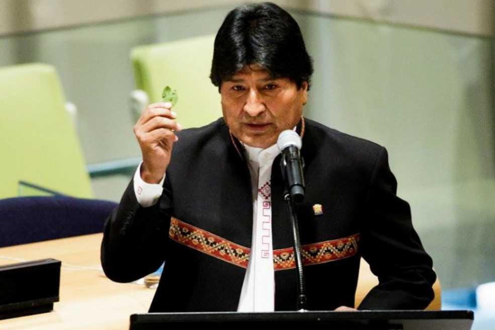 Evo Morales expresa solidaridad a Colombia frente a «chantajes» de EE.UU.