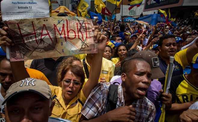 Oposición venezolana no asistirá a encuentro con gobierno de Maduro