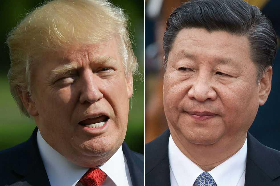 Trump y Xi hacen un acuerdo sobre Corea del Norte, después del nuevo desliz de Trump
