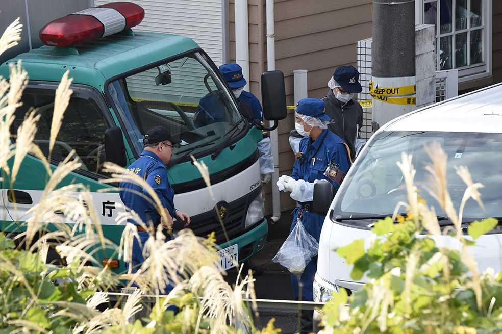 Hombre escondía nueve cuerpos decapitados en su apartamento de Tokio