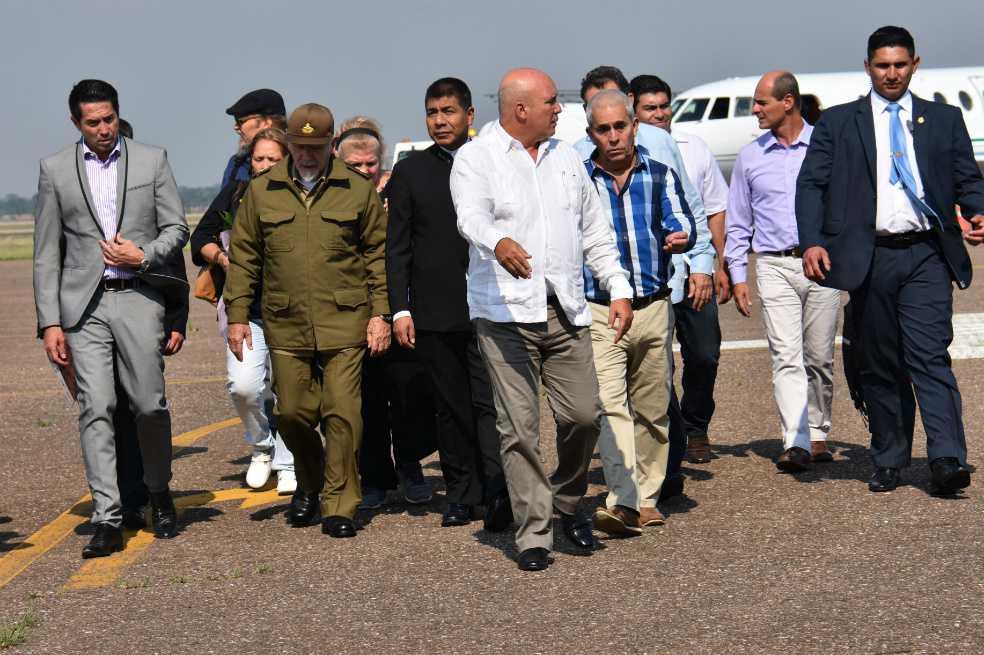 Hijos del Che llegan a Bolivia para homenajear a su padre