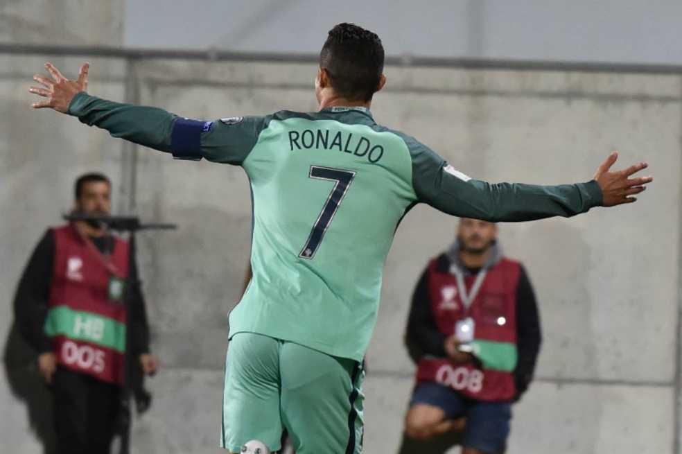Portugal gana y sueña con tiquete directo a Rusia 2018