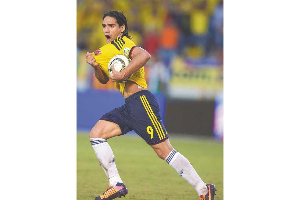 Colombia vs. Paraguay, una historia de amores y odios
