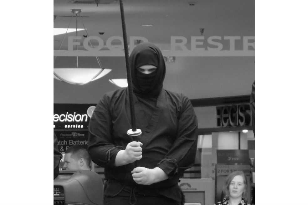 Capturan ninja más buscado en Japón: un hombre de 74 años de edad
