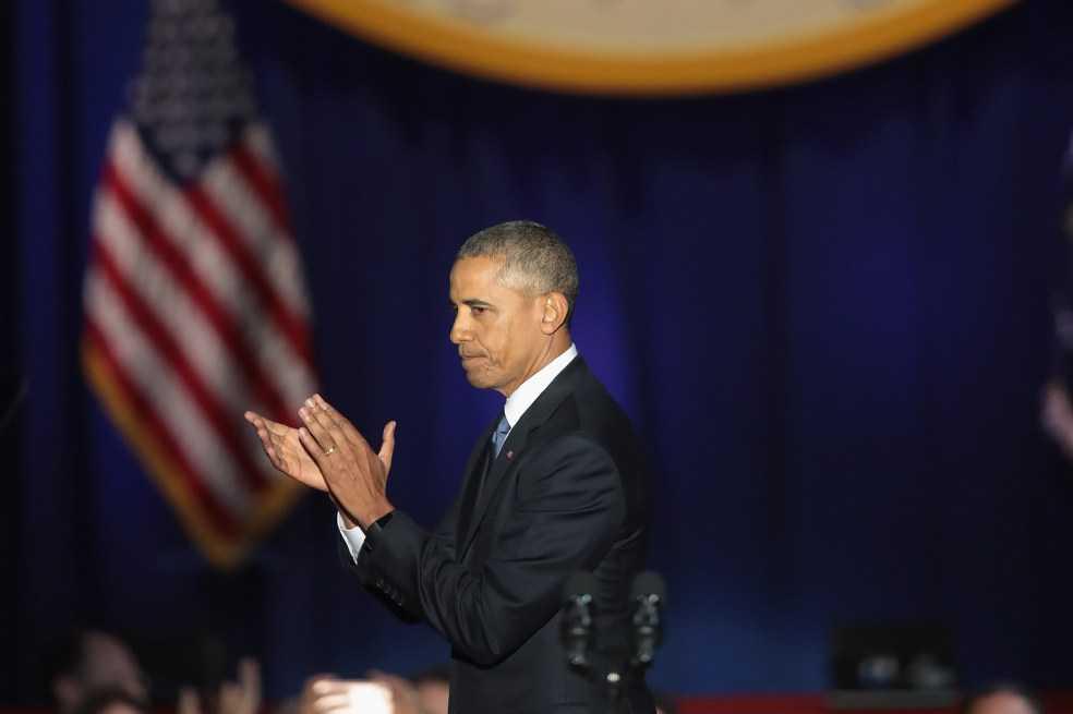 Barack Obama regresa a la arena política