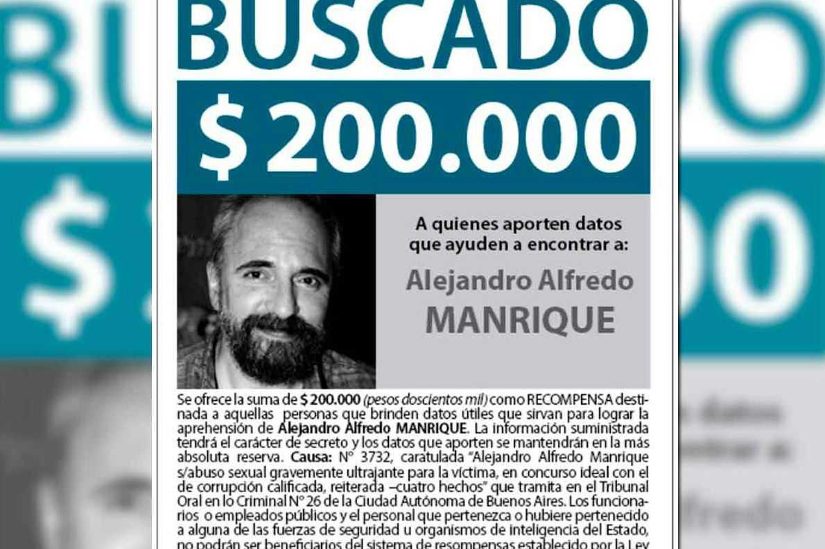 Detuvieron al violador más buscado de Argentina