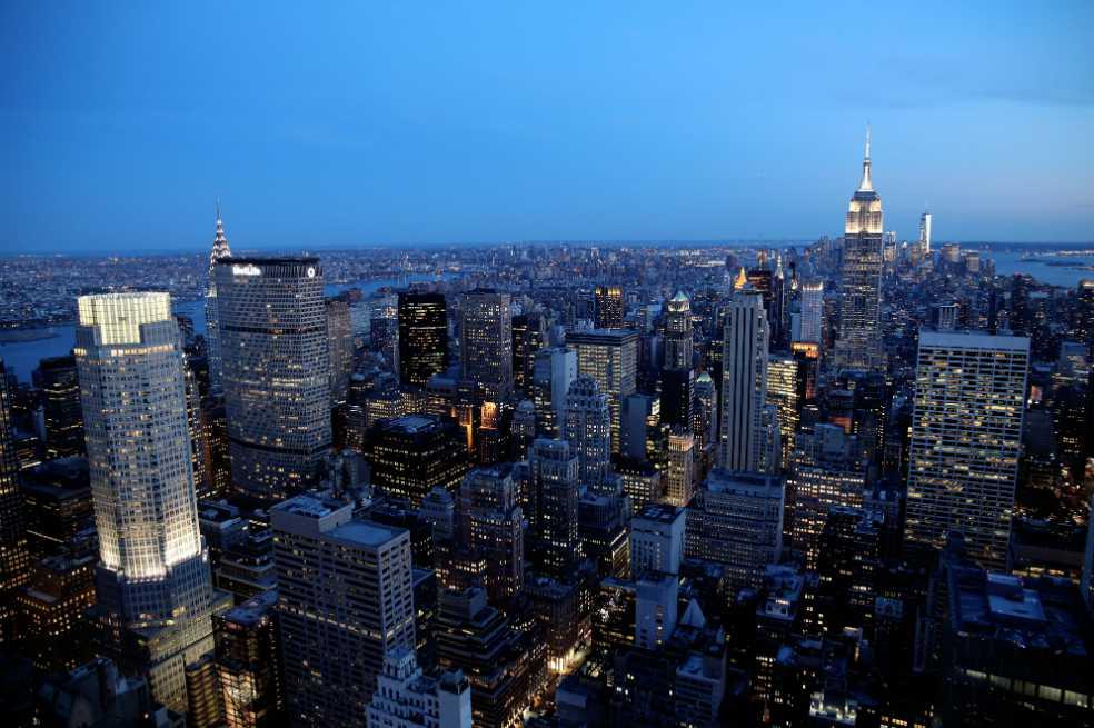 Tiroteo en Manhattan deja por lo menos 5 heridos