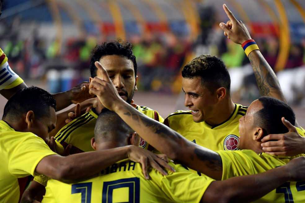 Colombia recuperó su mejor versión y goleó 4-0 a China
