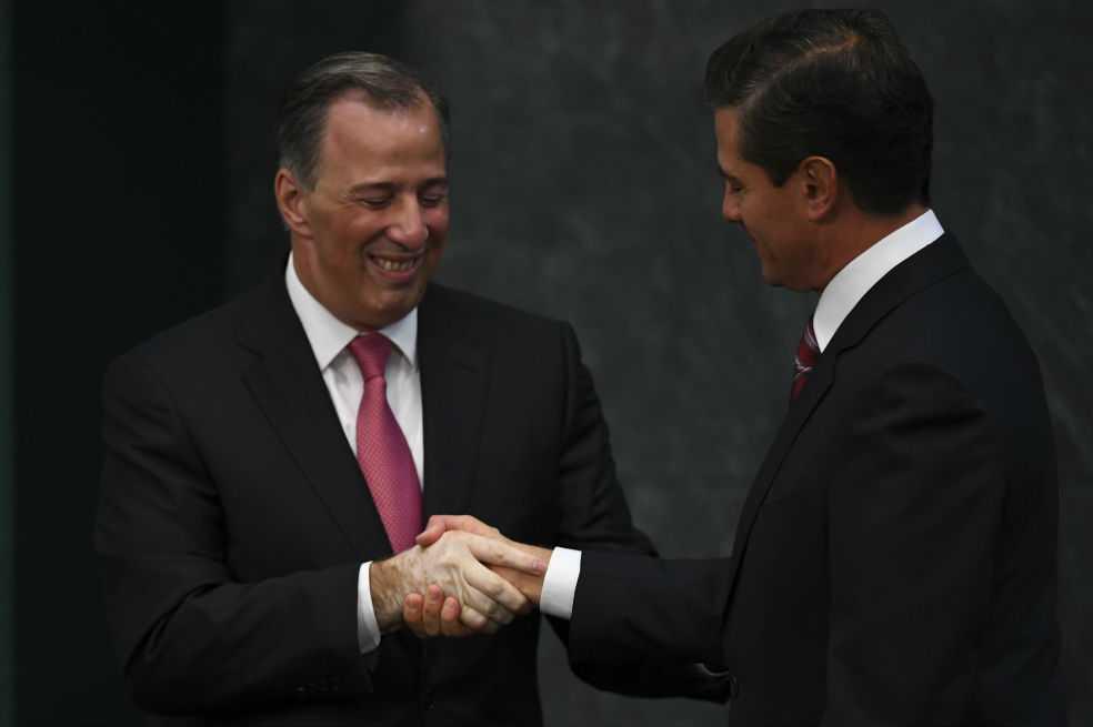 El ministro de hacienda de México quiere ser el próximo presidente