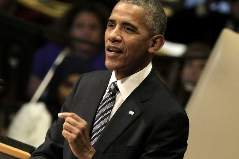 Por el pago de su pensión, una mujer envió paquete bomba a Barack Obama