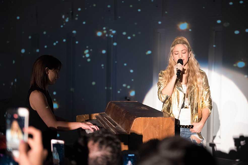 Shakira cancela el inicio de la gira «El Dorado»