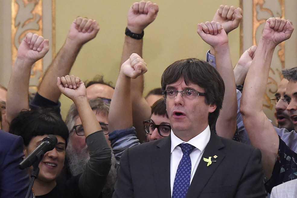 La crisis catalana pone a prueba al gobierno de Bélgica